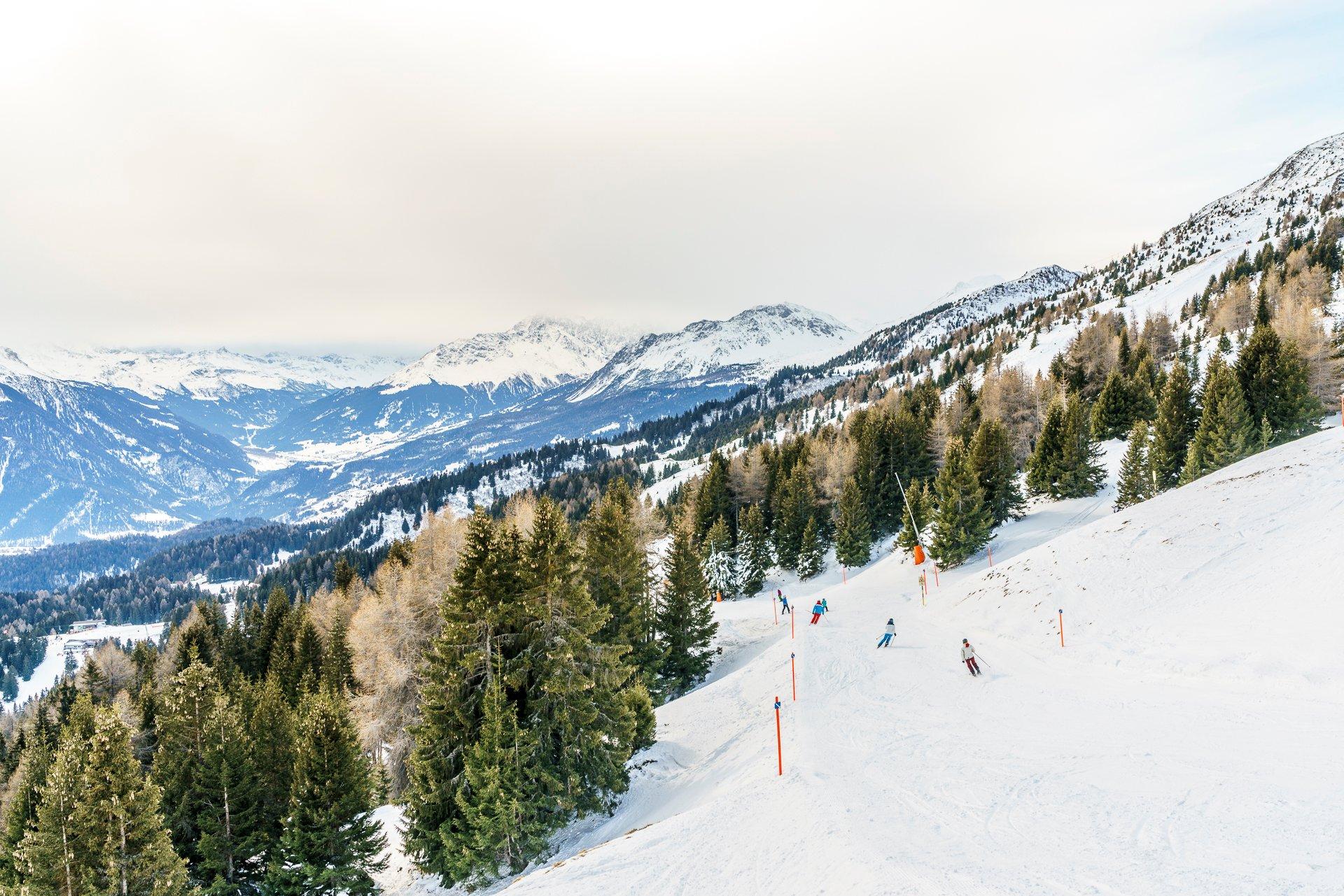 Lenzerheide Skifahren