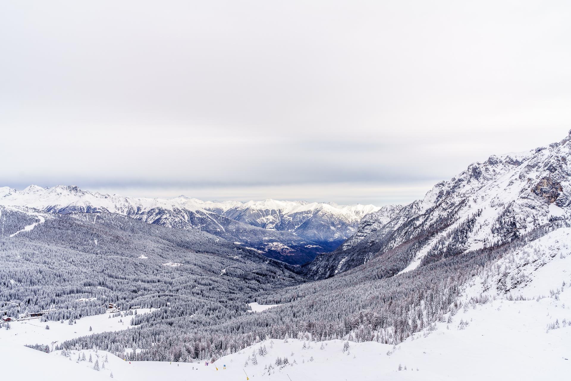 Monte Spinale Madonna di Campiglio