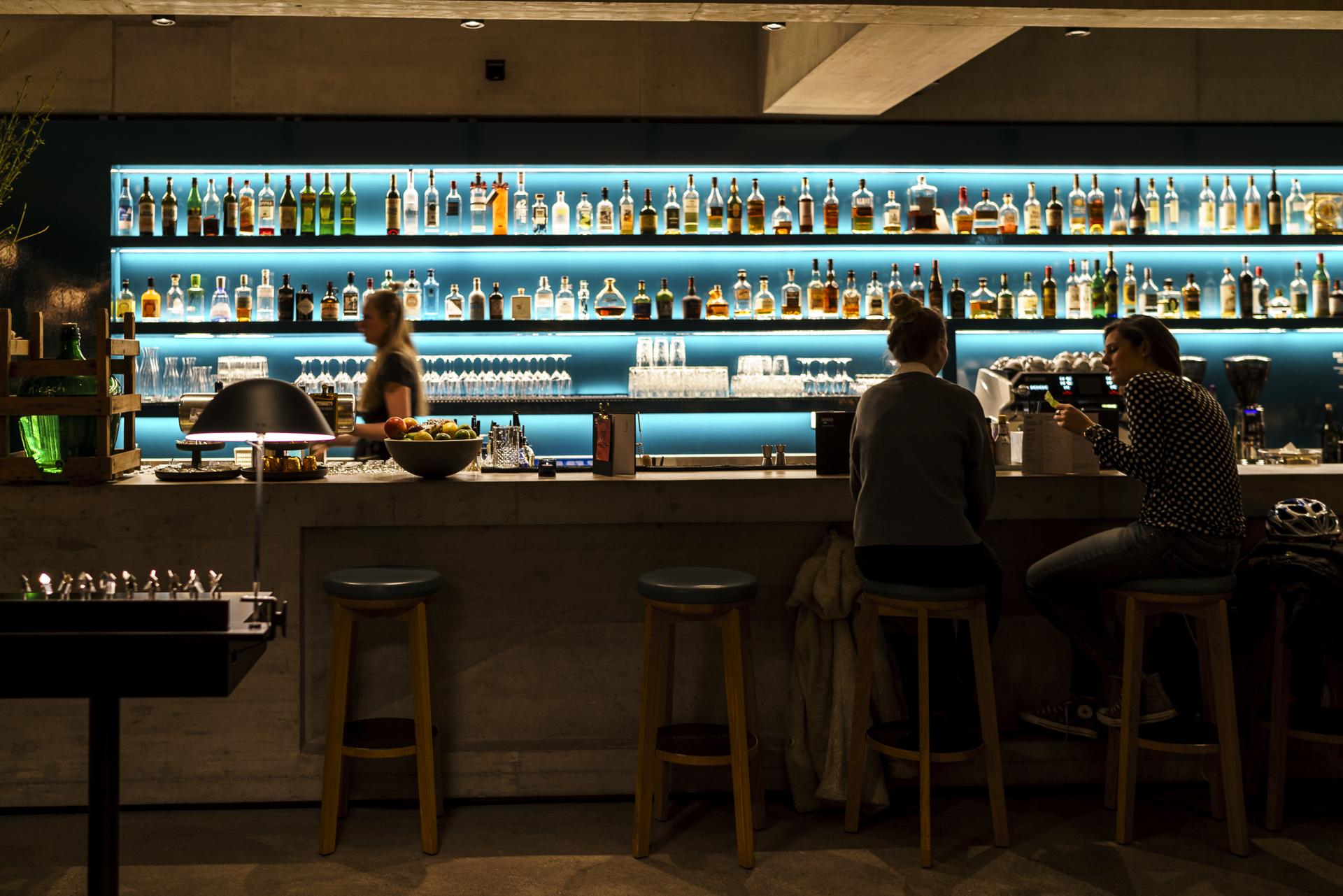 Nomad Basel Bar