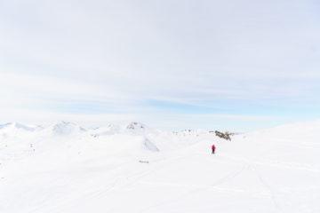 Natur pur: 2-tägige Schneeschuhtour im Schanfigg