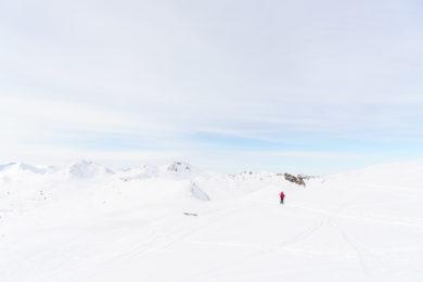 Schneeschuhtour Schanfigg Arosa