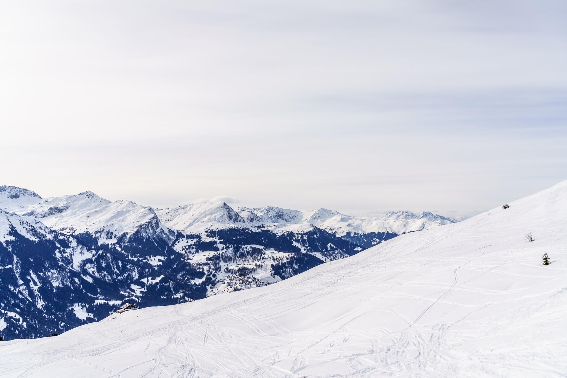 Skigebiet Hochwang Schanfigg