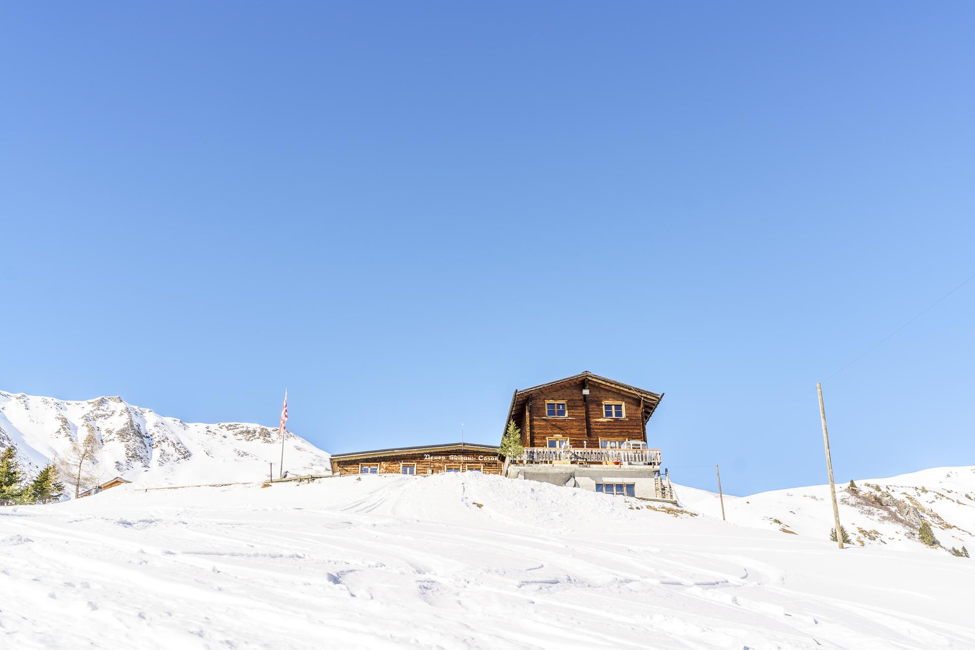 Skihaus Casanna