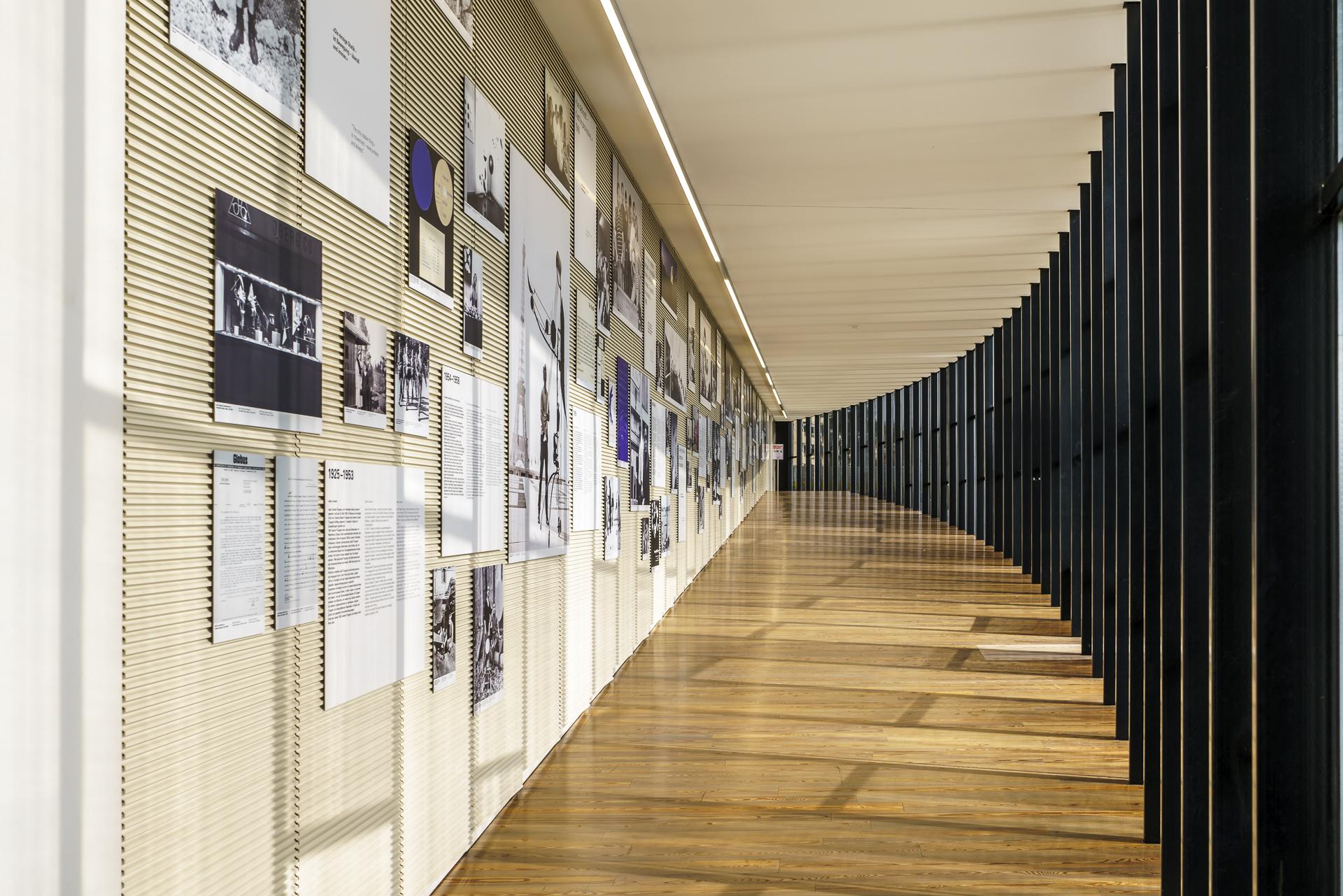 Tinguelymuseum Basel Architektur