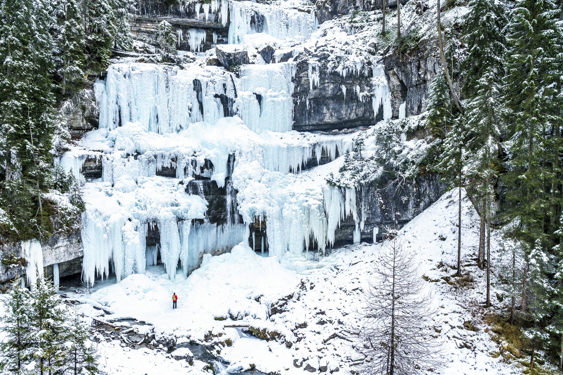 Vallesinella Wasserfälle