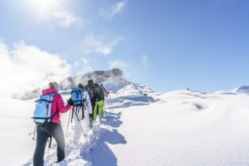 Der perfekte Wintertag in der GenussRegion Kleinwalsertal