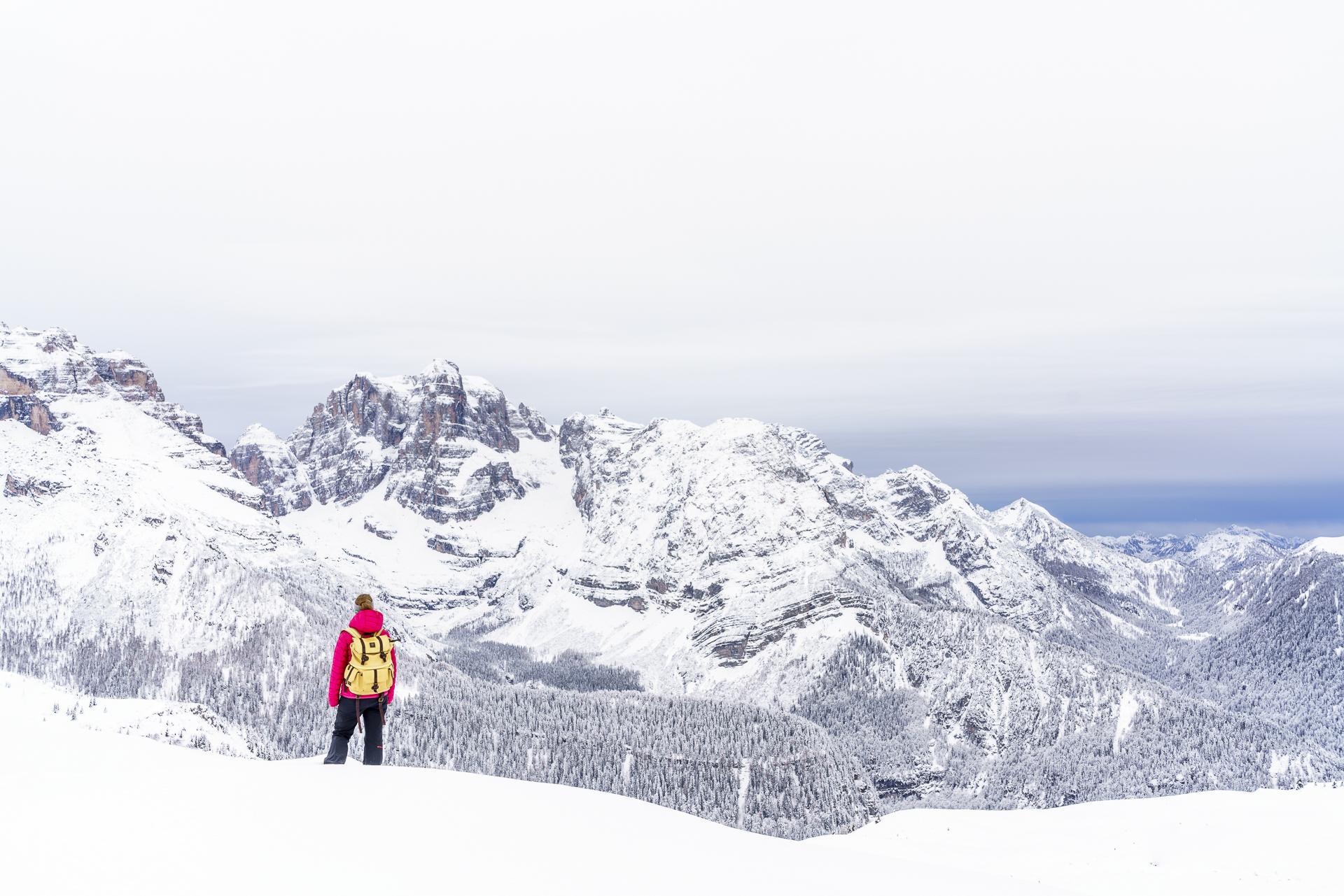 Monte Spinale Trentino