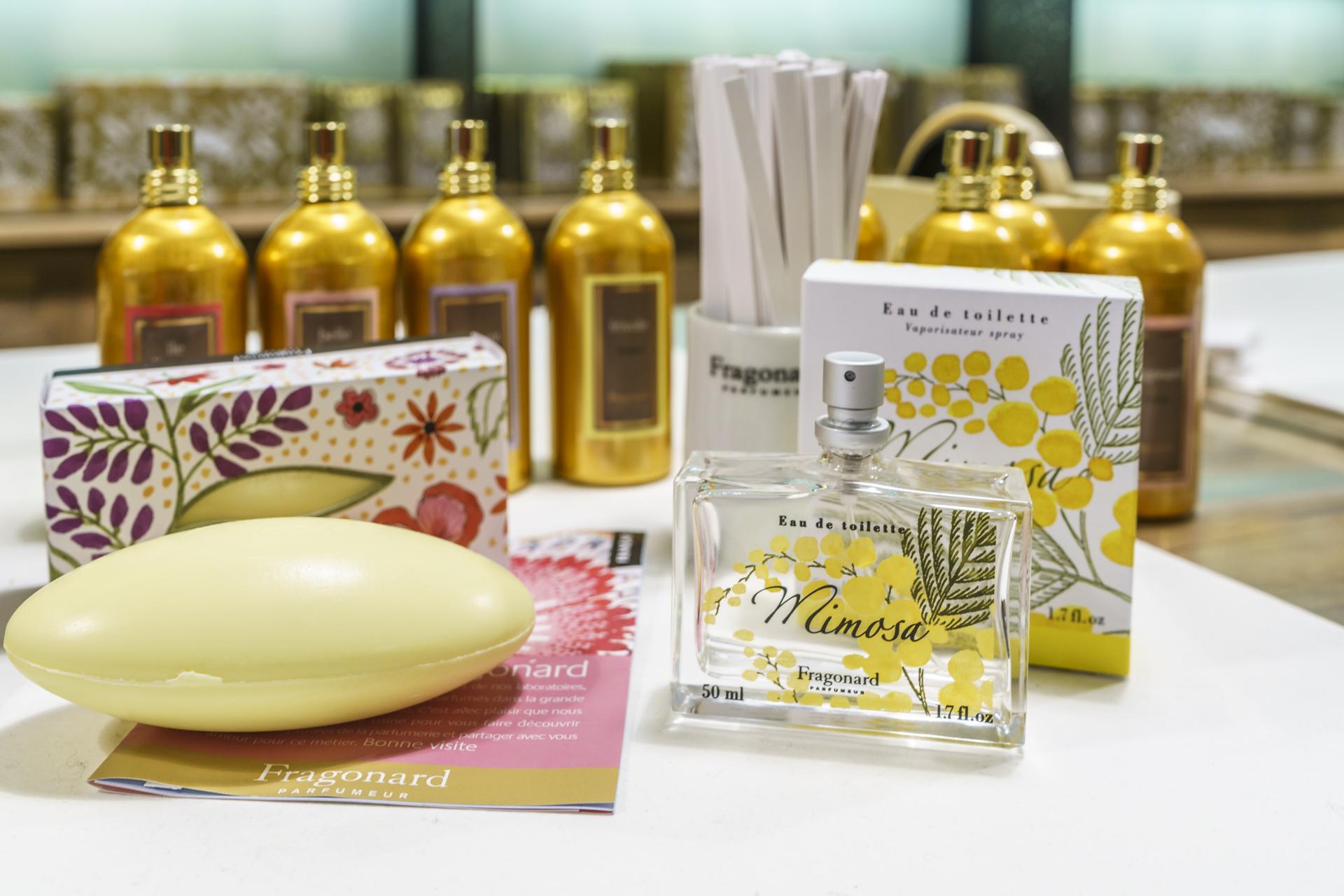 Mimosa Parfüm Fragonard