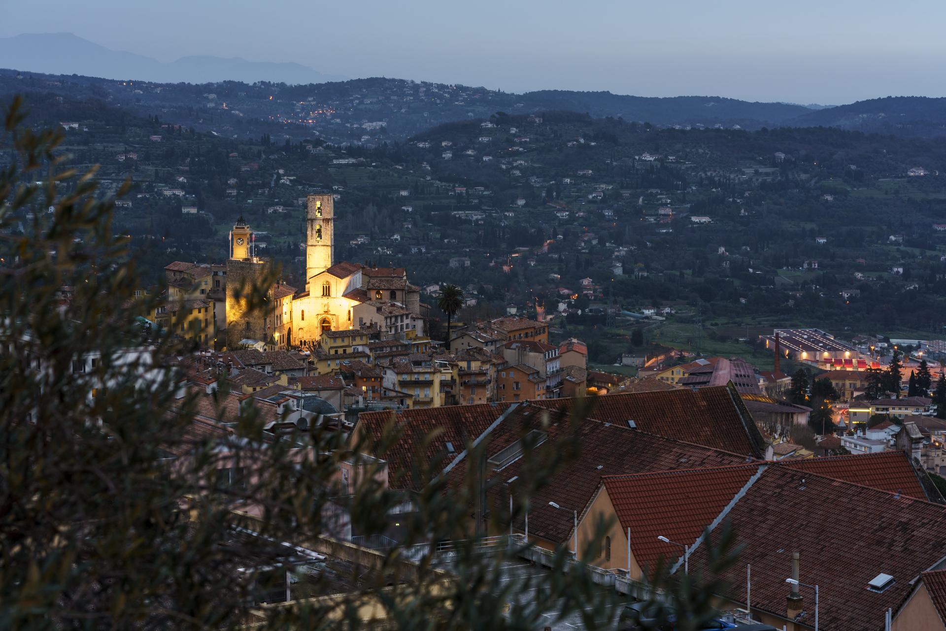 Grasse Vieux Ville