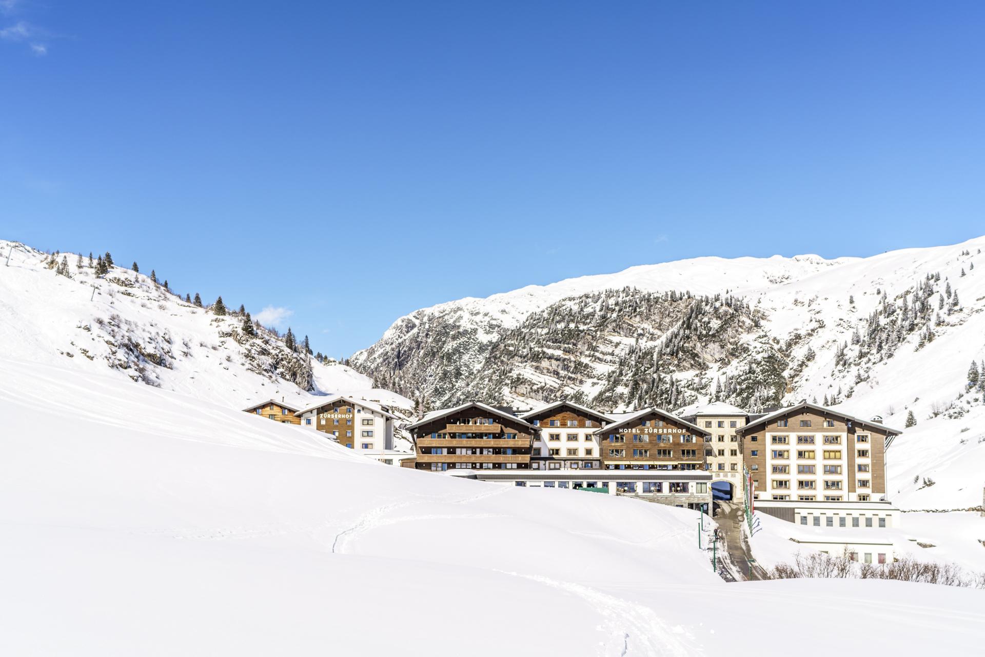 Hotel Zürserhof am Arlberg