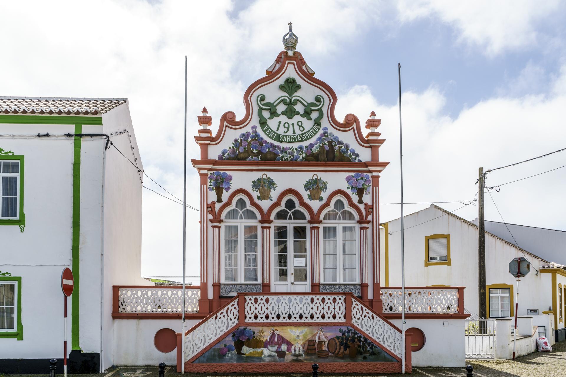Imperio Sao Sebastio Terceira