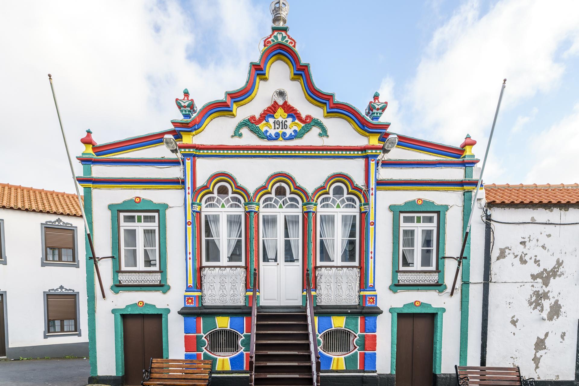 Imperio Porto Judeu Terceira