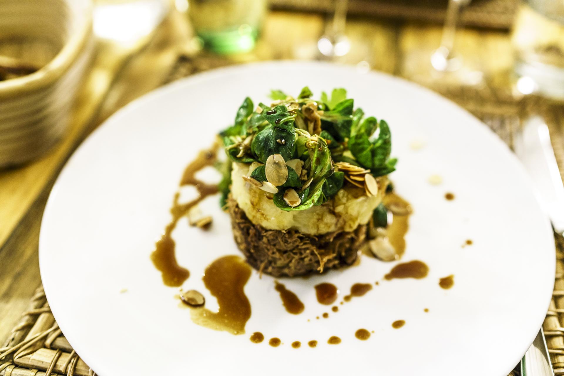 Restaurant Le Jardin in Bormes-les-Mimosas