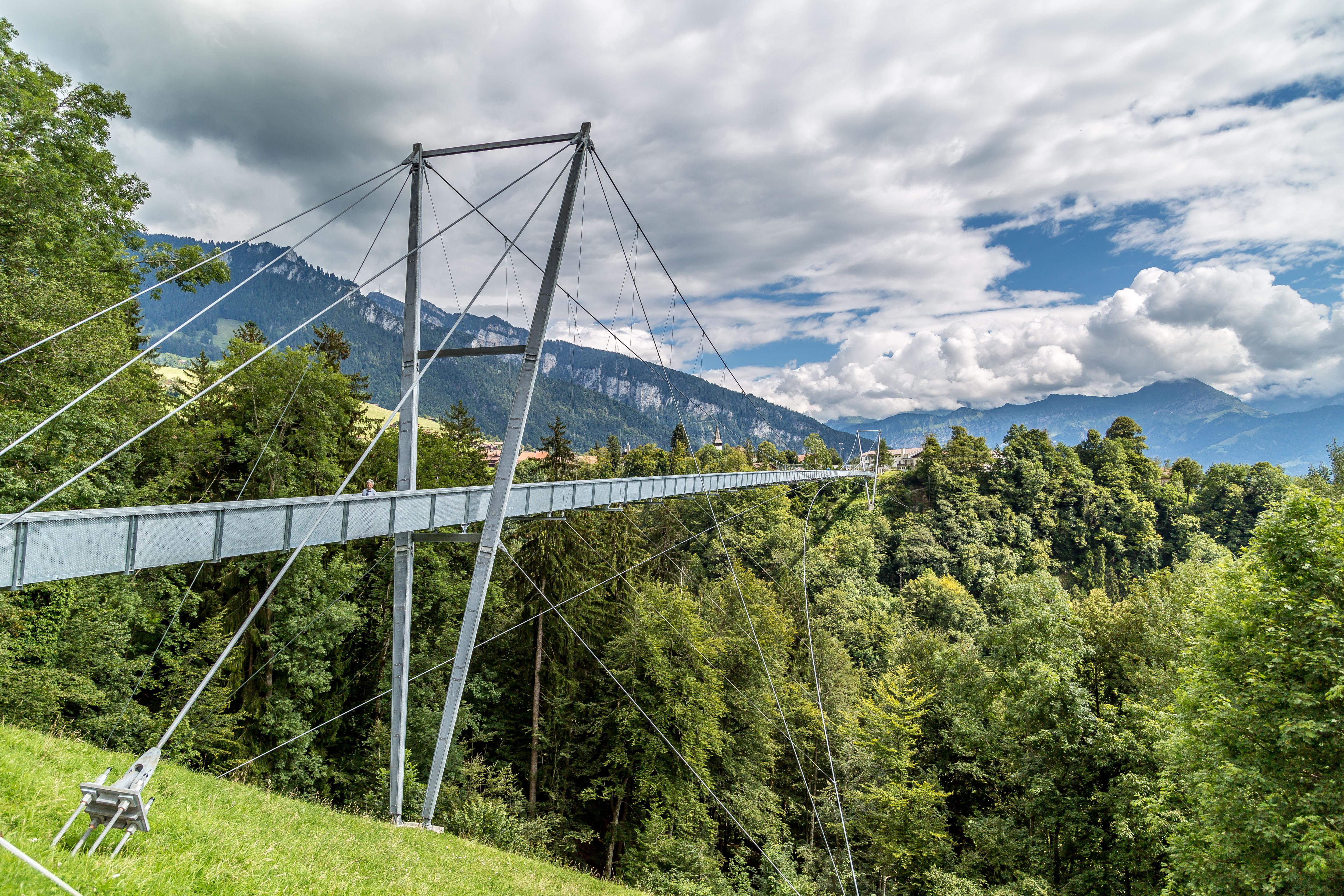 Sigriswil Hängebrücke