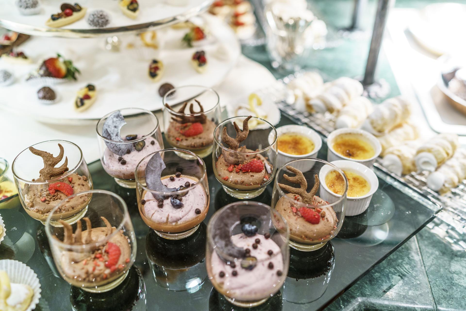 Zürserhof Desserbuffet