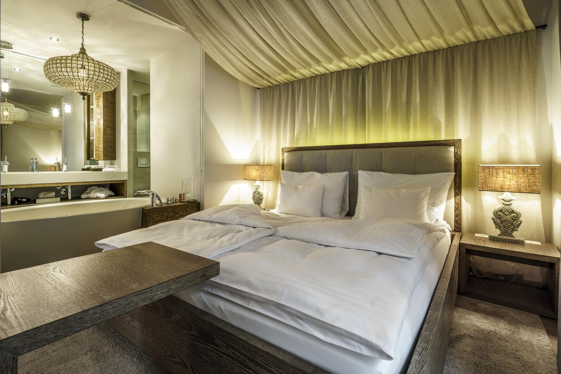 Premium Suite Charming Hotel Bad Bubendorf Ansicht 2
