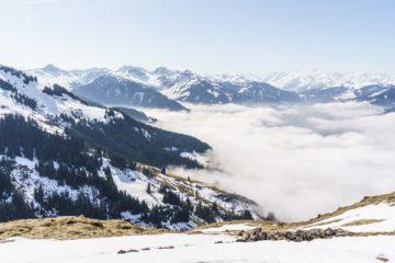 Ein Einkehrschwung geht immer - Frühlingsskifahren in Kitzbühel