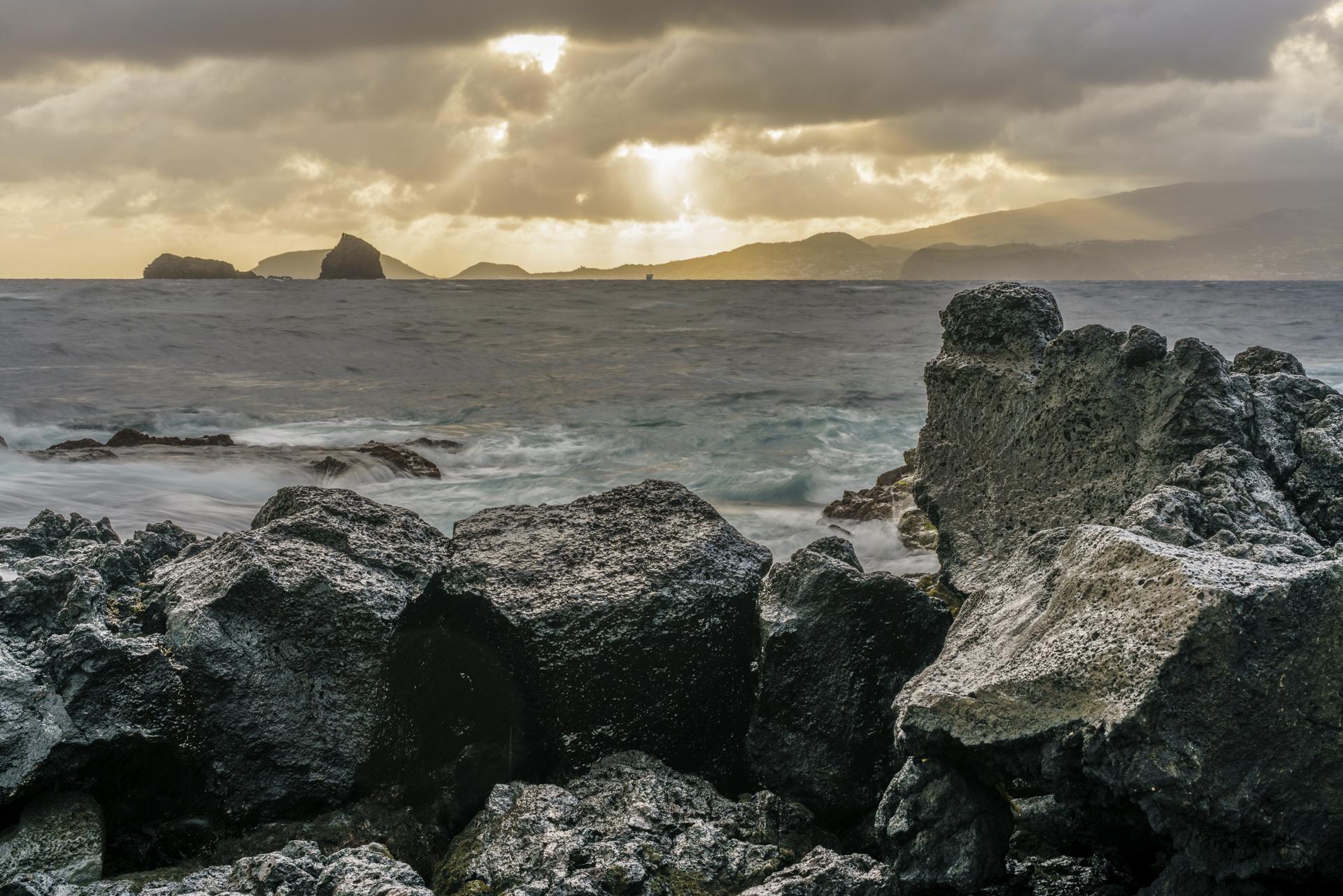 Pico Faial Azoren