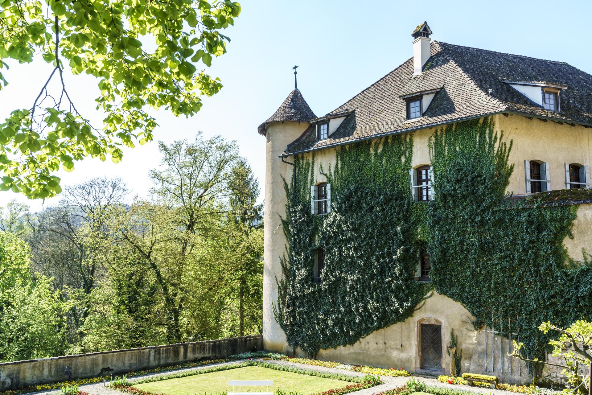 Schloss Wildenstein Fassade