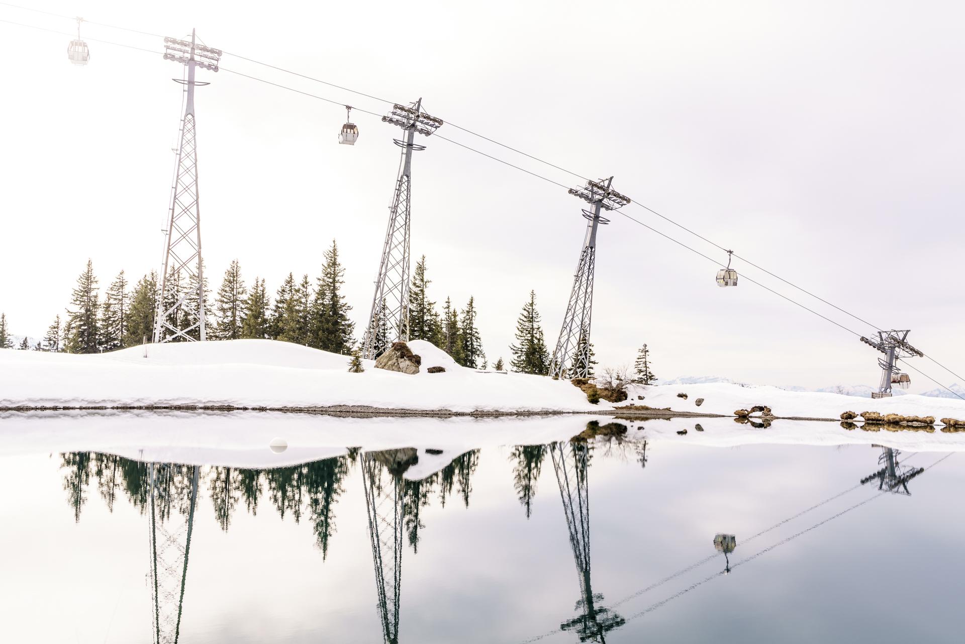 Skigebiet Hahnenkamm Kitzbühel