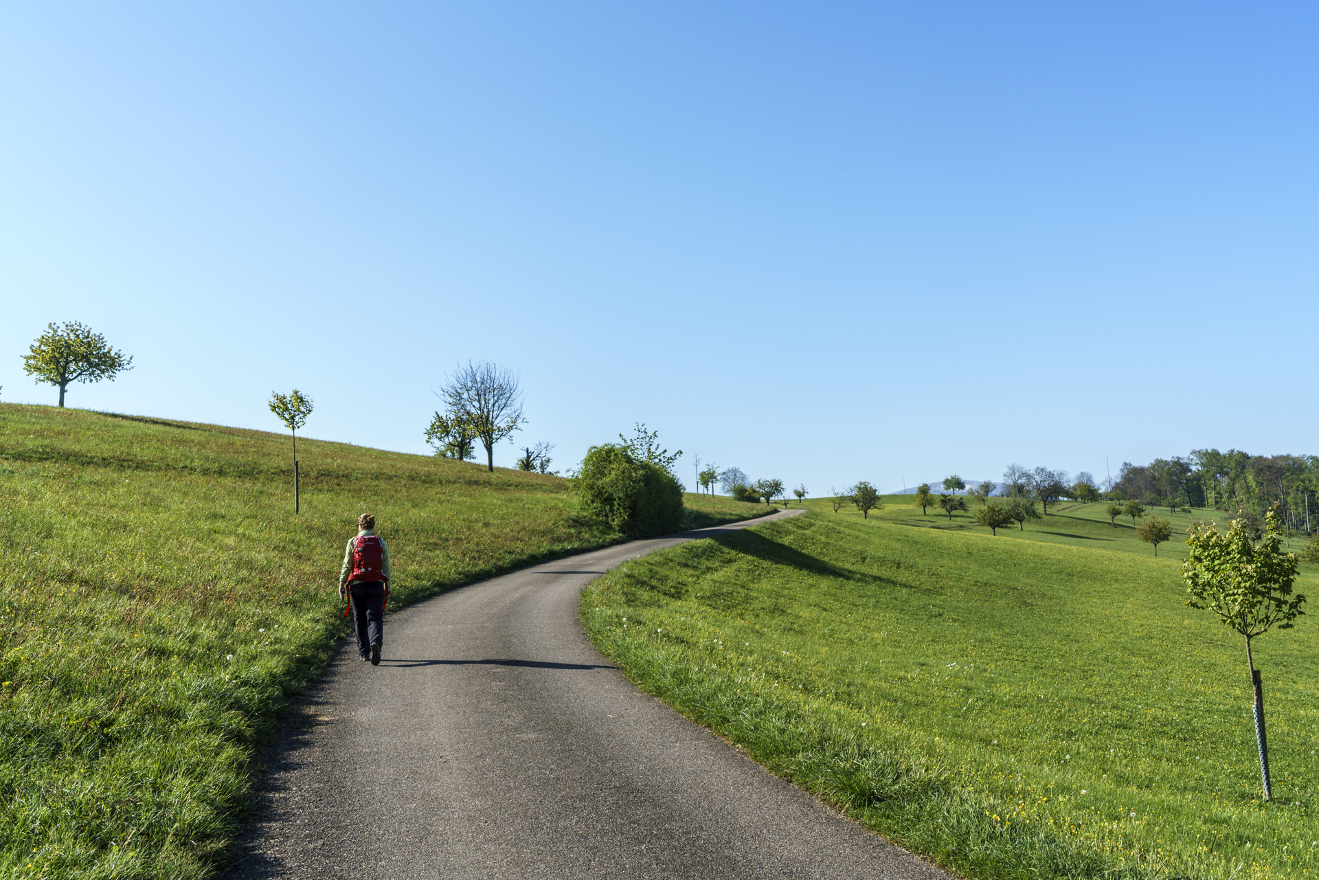 Wanderung Bubendorf Lampenberg