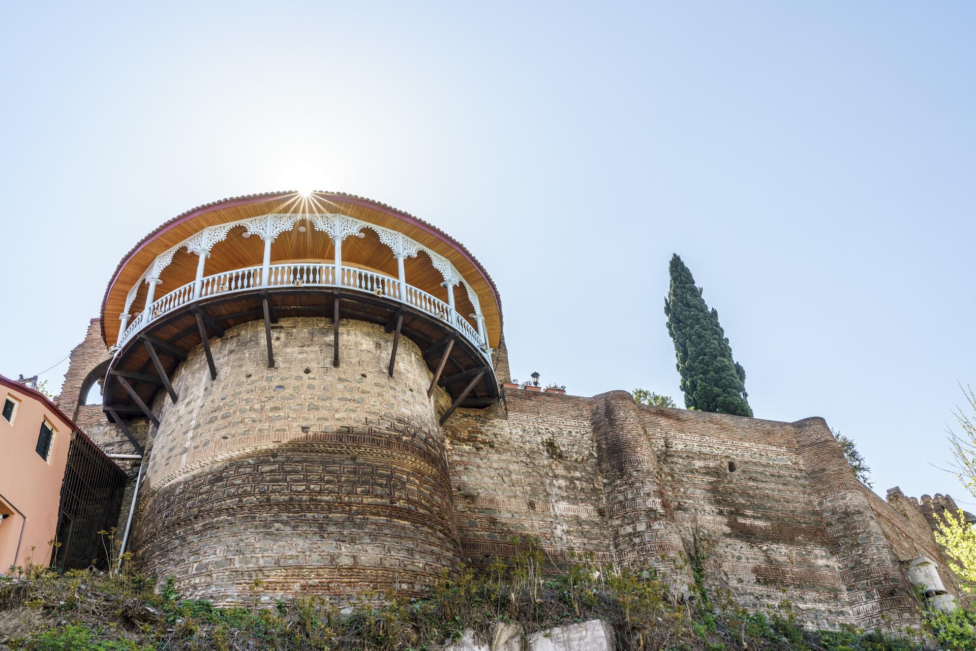 Alter Königspalast in Tiflis