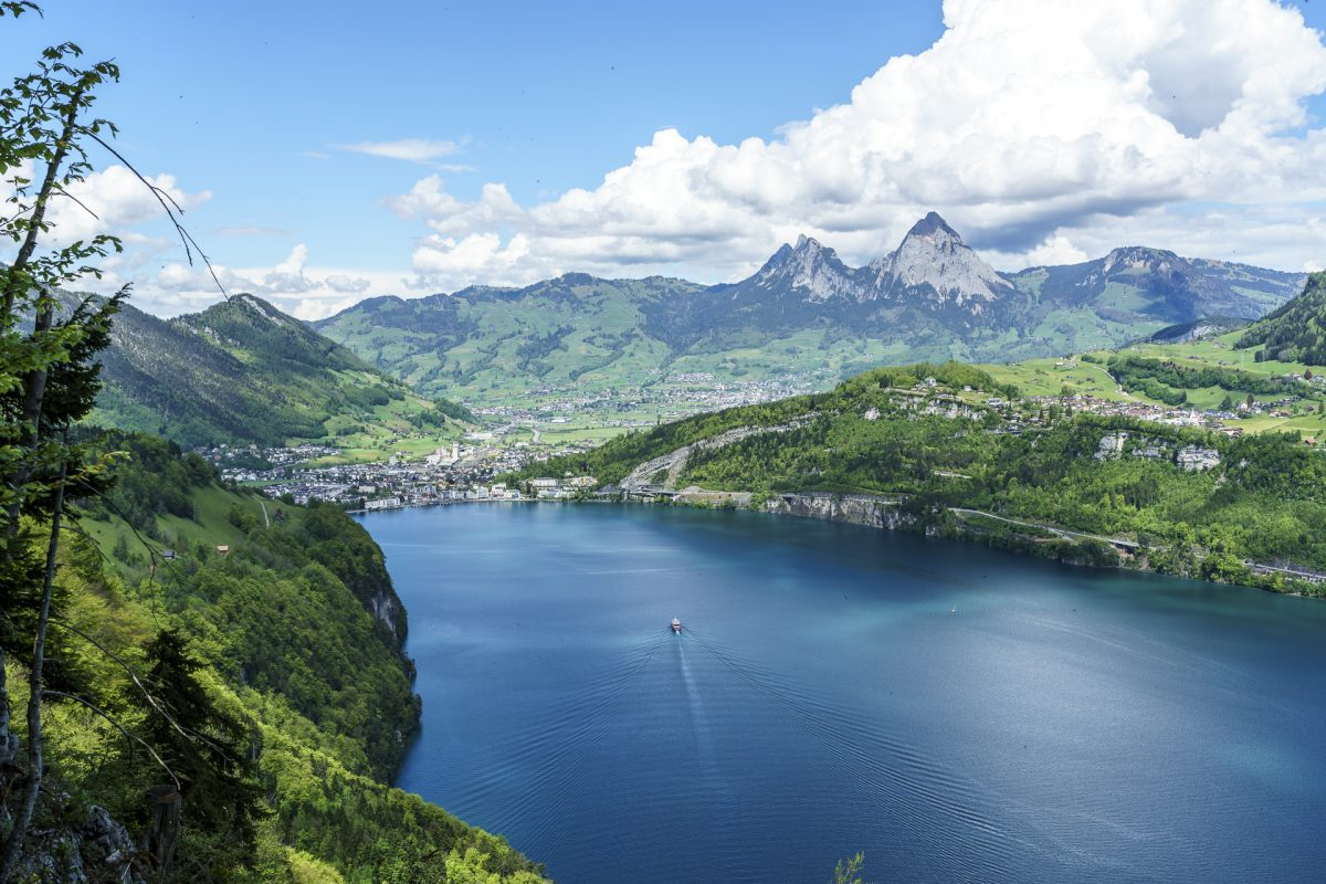 Schifffahrt auf dem Vierwaldstättersee – Tagesausflug ab Luzern