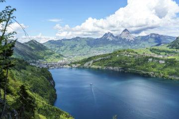 Schifffahrt auf dem Vierwaldstättersee - Tagesausflug ab Luzern
