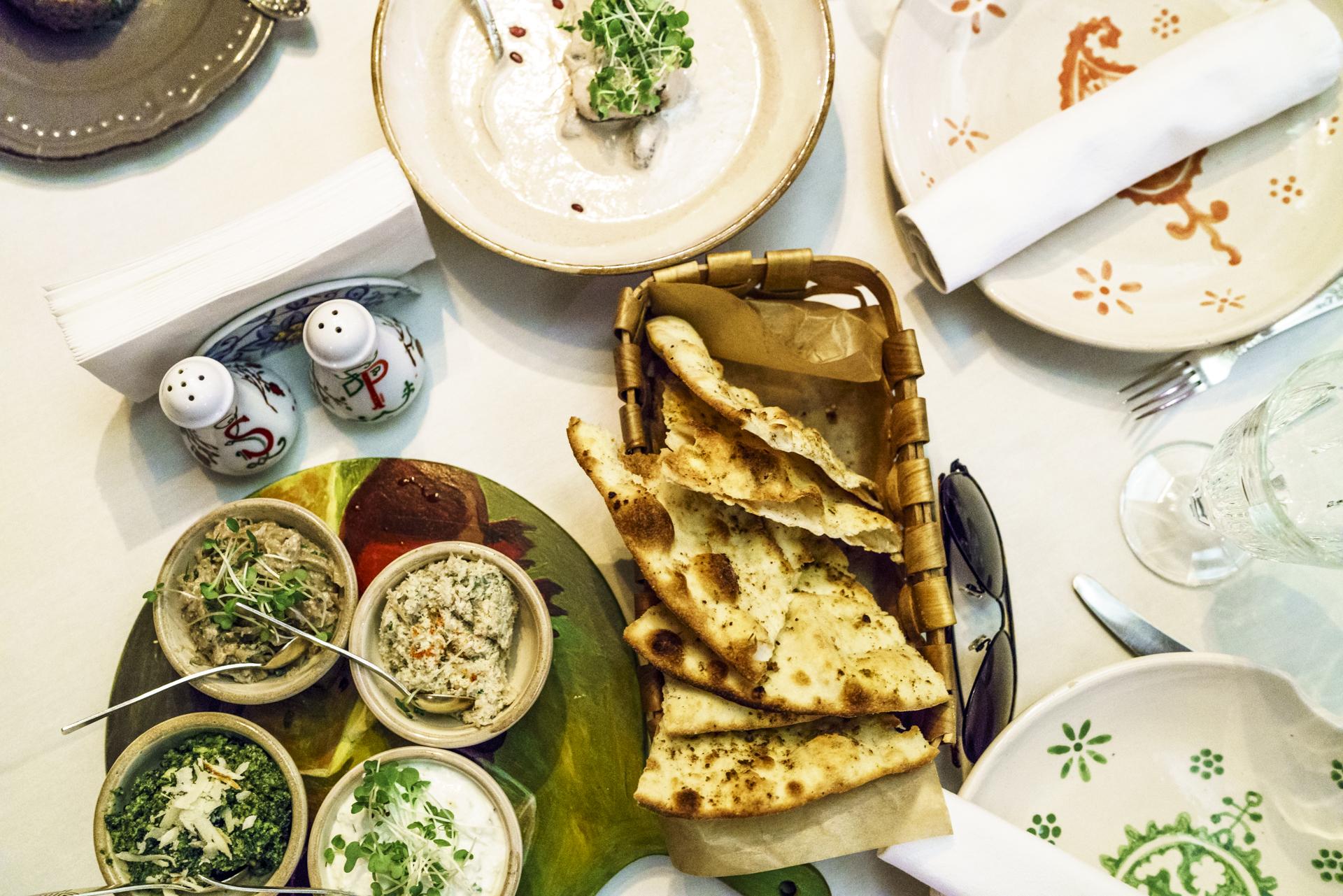 Barbarestan Georgian Food