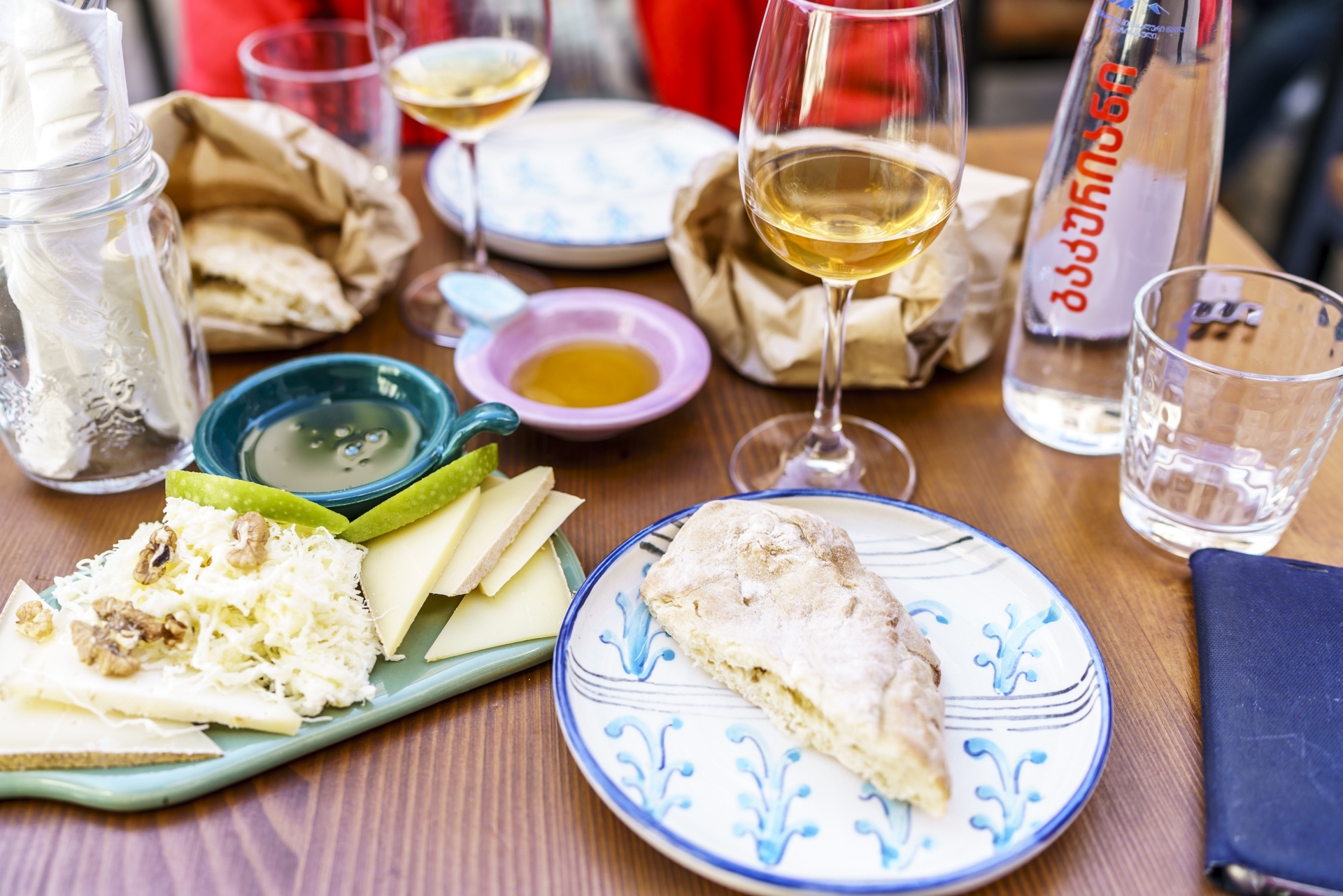 G Vino Winebar Tiflis