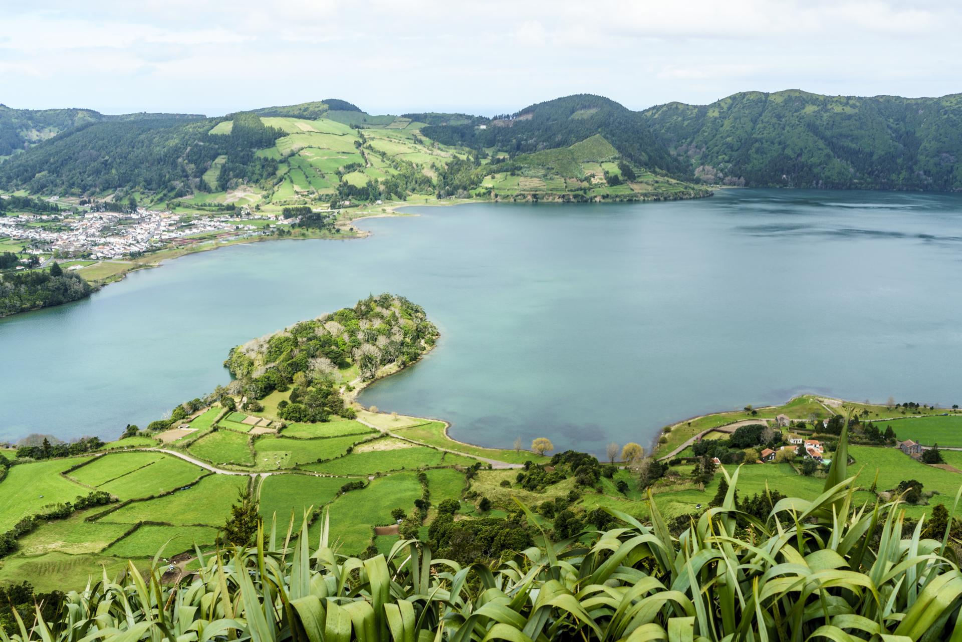 Lagoa Azul Sao Miguel