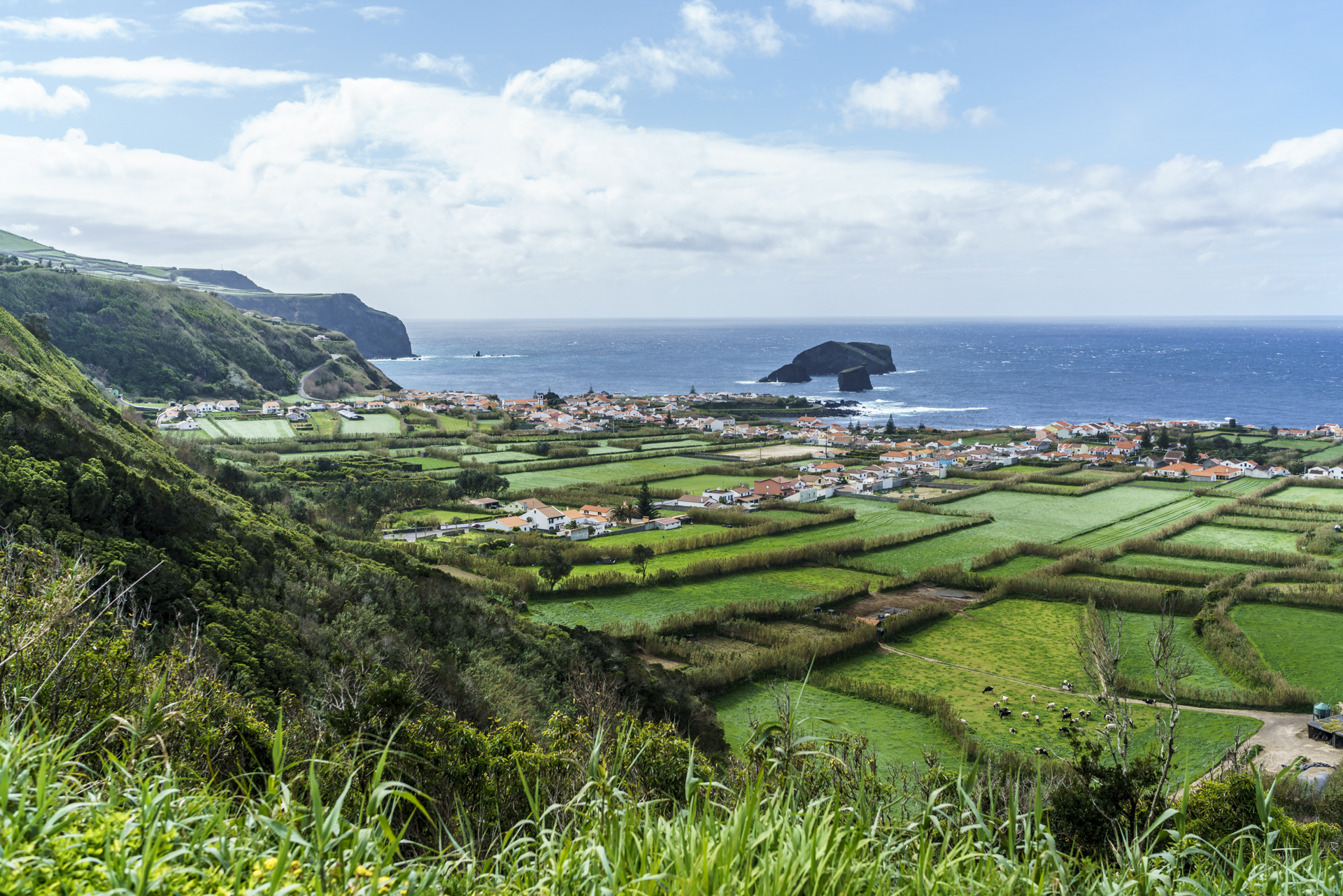Mosteiros Nordküste Sao Miguel