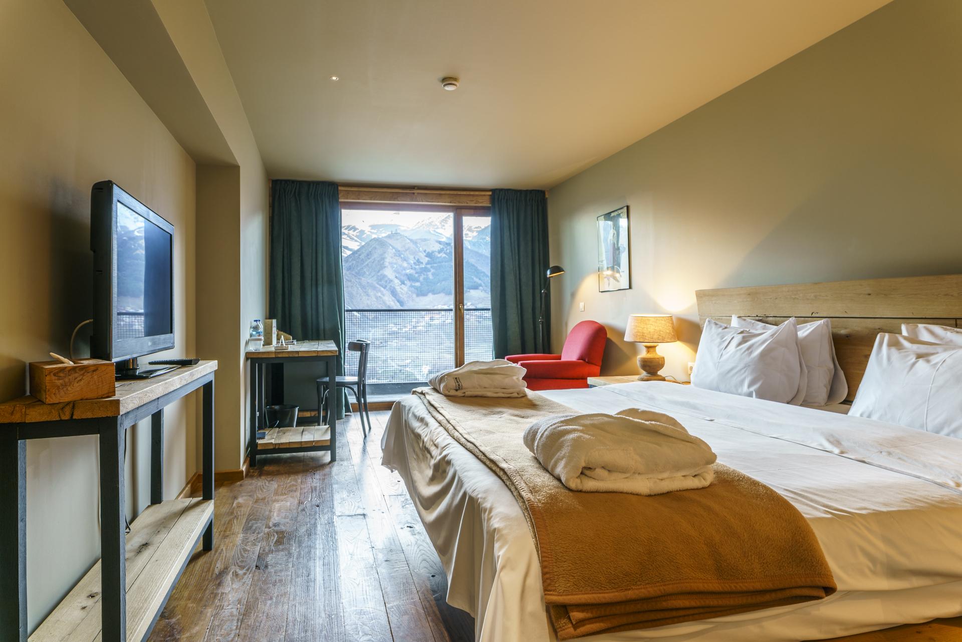 Rooms Hotel Kazbegi Zimmer