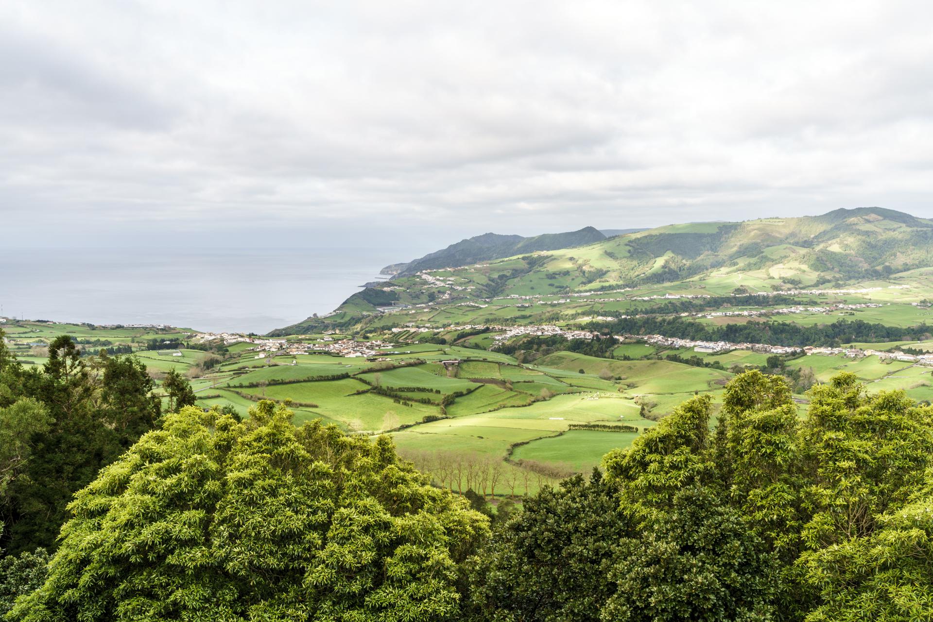 Sao Miguel Azoren Küste