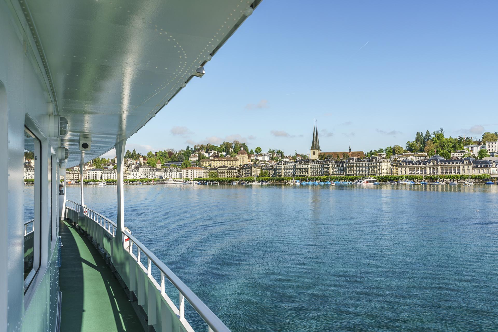 Schifffahrt Luzern