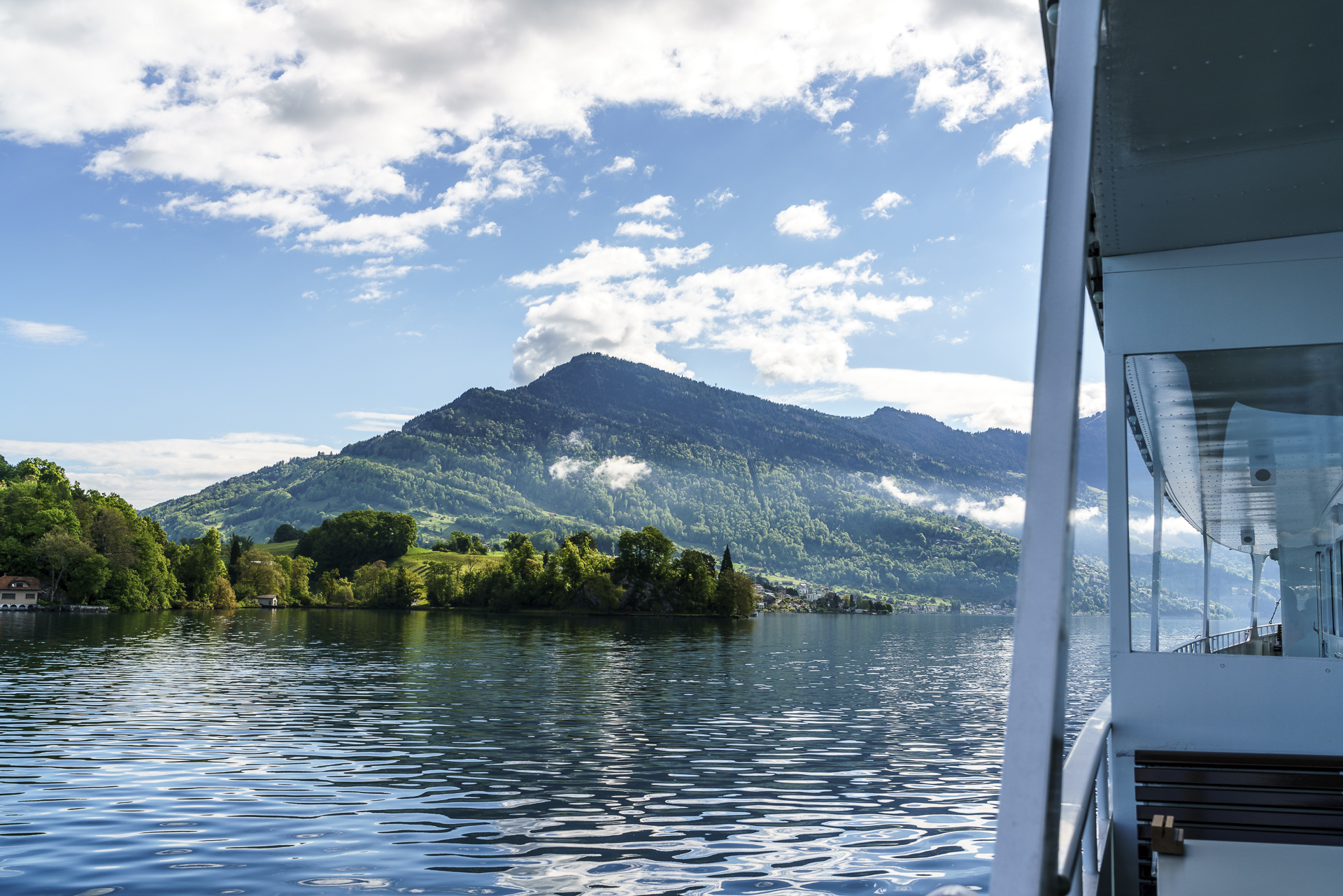 Schifffahrt Weggis Rigi