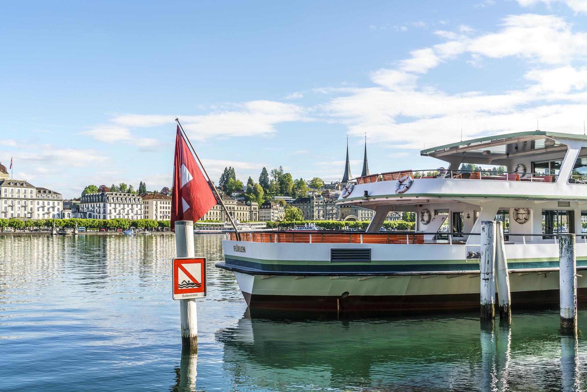 Schifflände Luzern