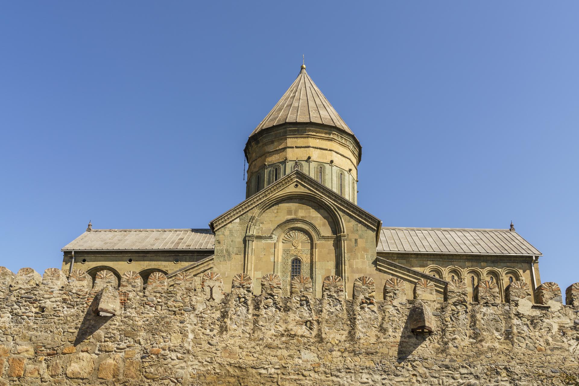 Swetizchoweli Kathedrale Mzcheta