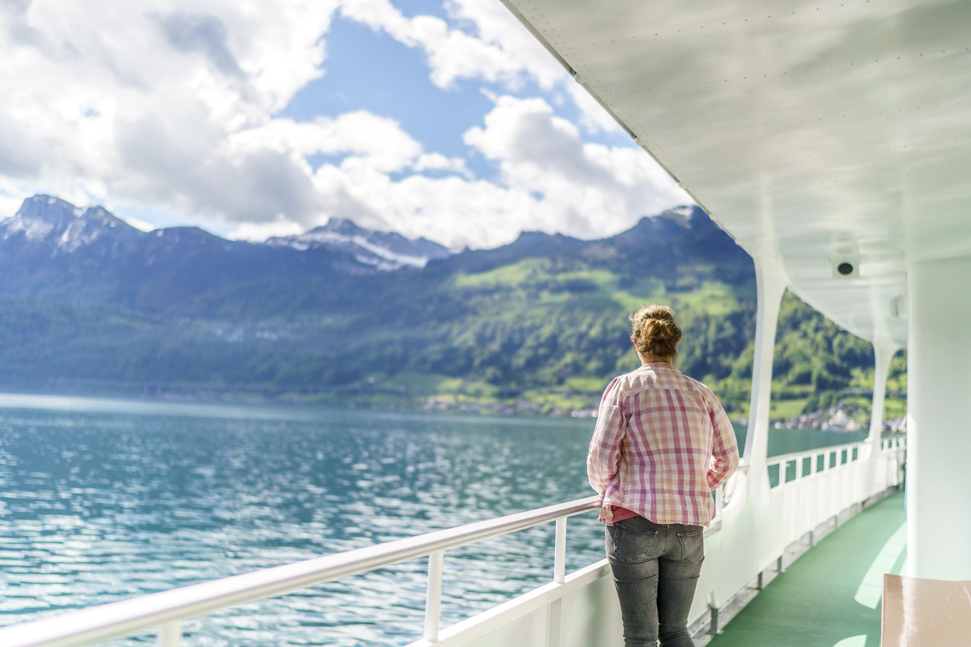 Vierwaldstättersee Schifffahrt