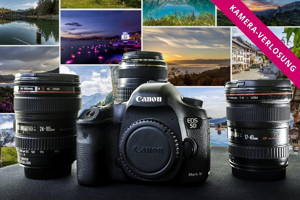 5 Jahre Travelita: Kamera-Verlosung inklusive Fototag