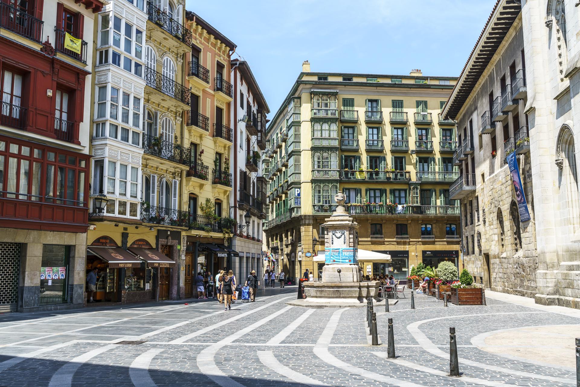 Altstadt Bilbao