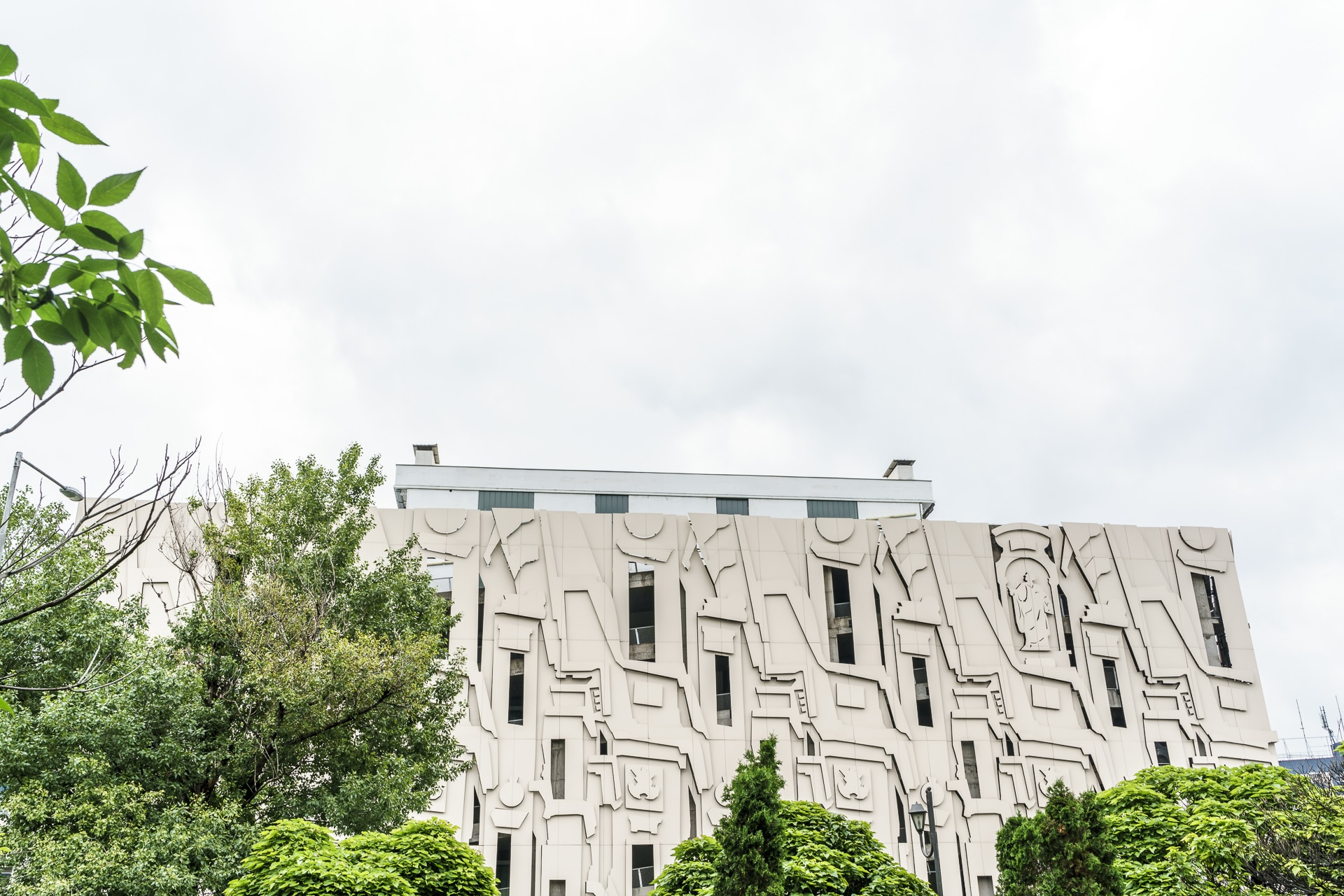 Architektur Skopje