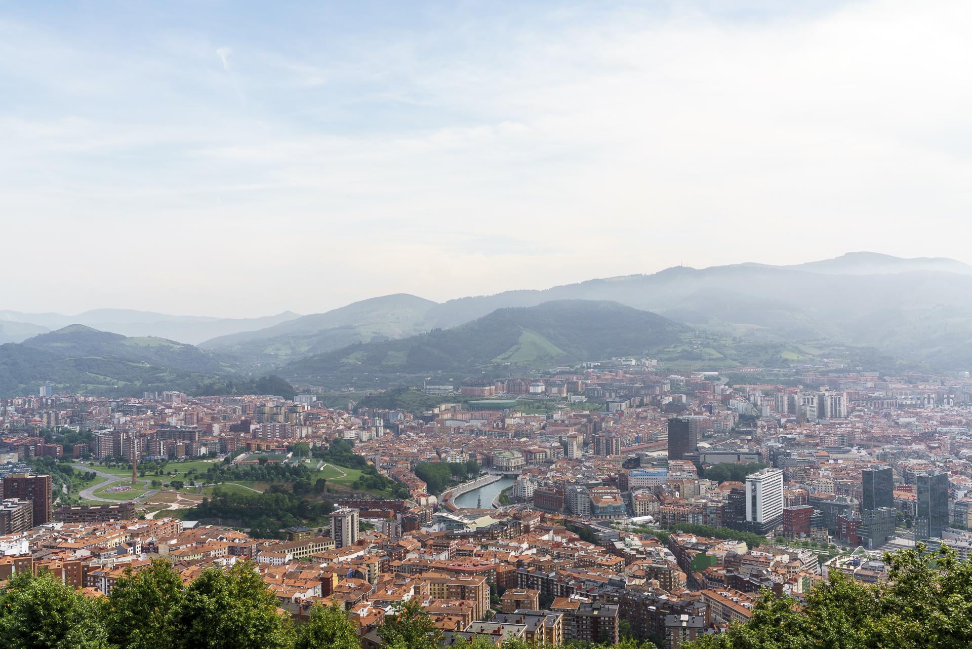 Aussichtspunkt Artxanda Bilbao