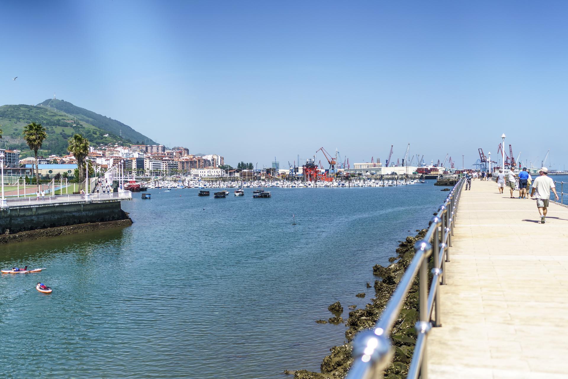 Bilbao Hafen
