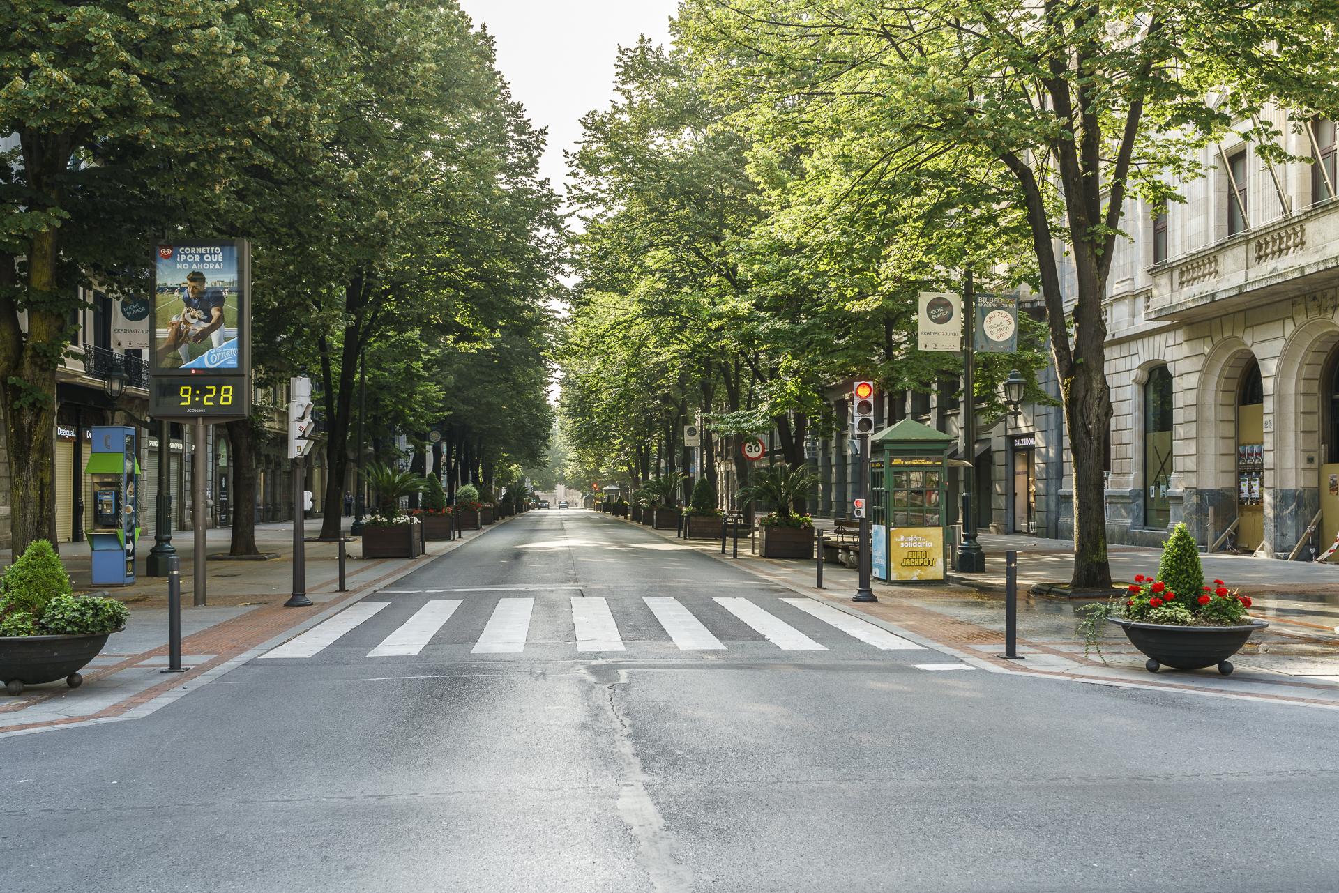 Gran Via Ensanche Bilbao