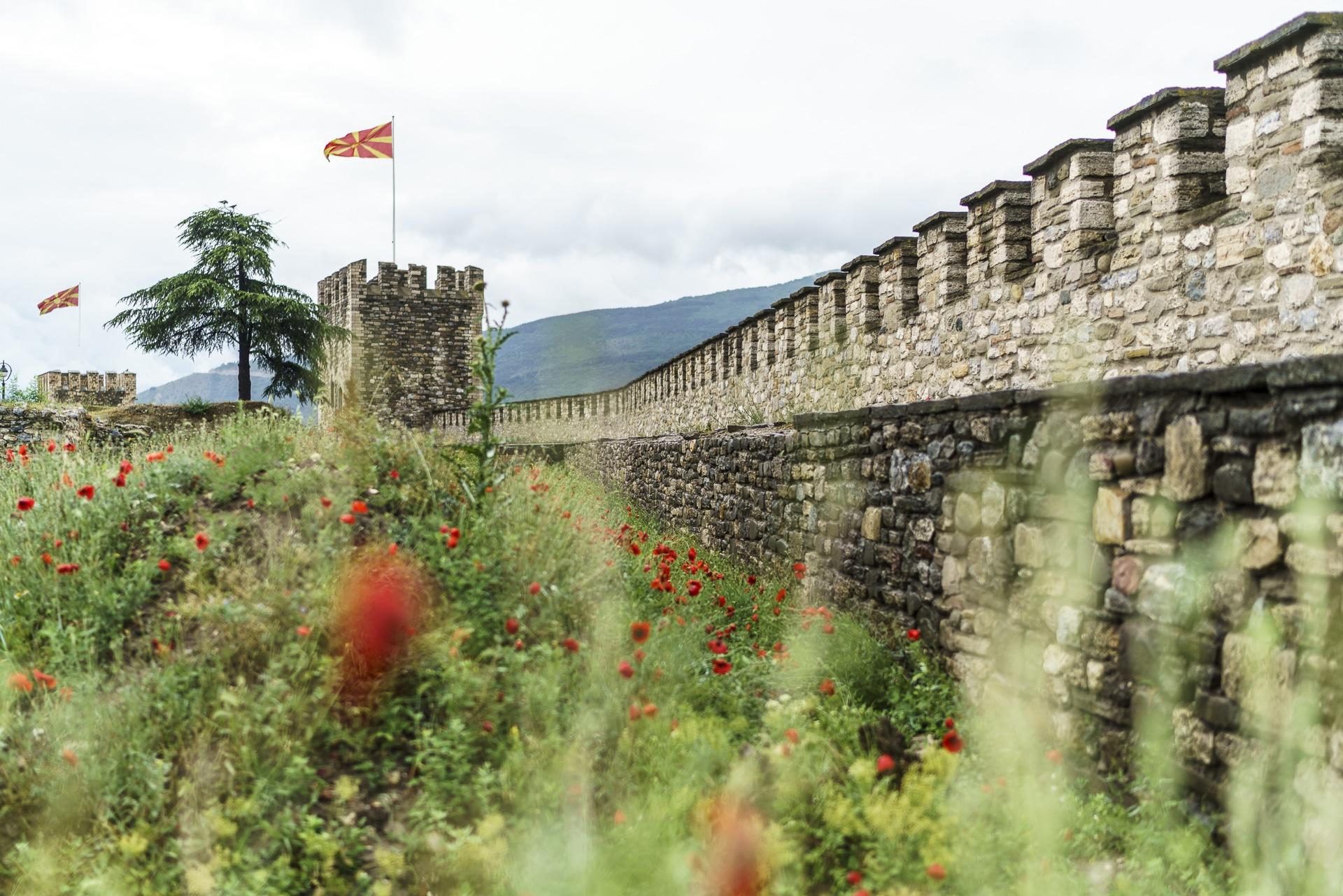 Festung Kale Skopje