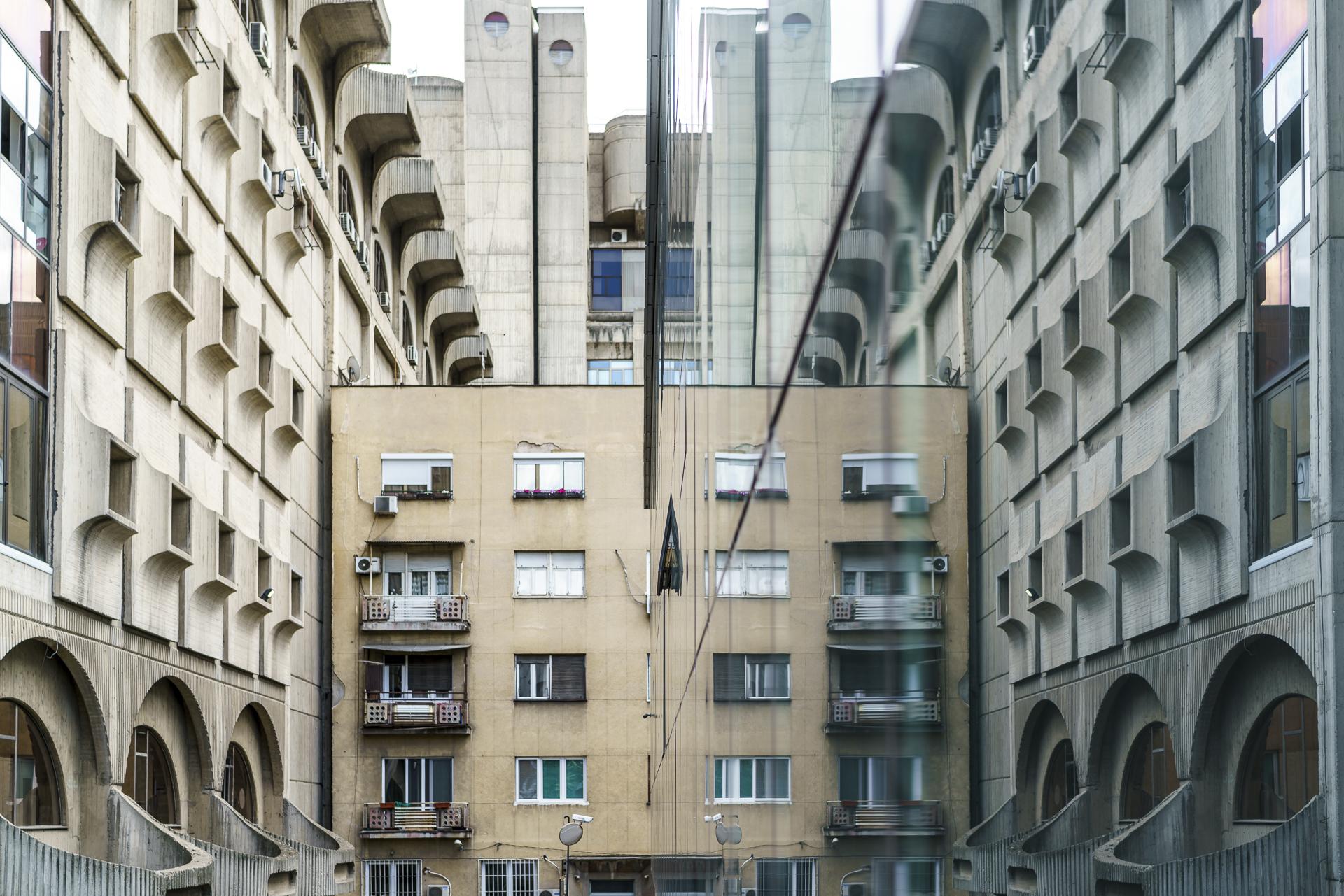 Glavna Posta Communist Architektur