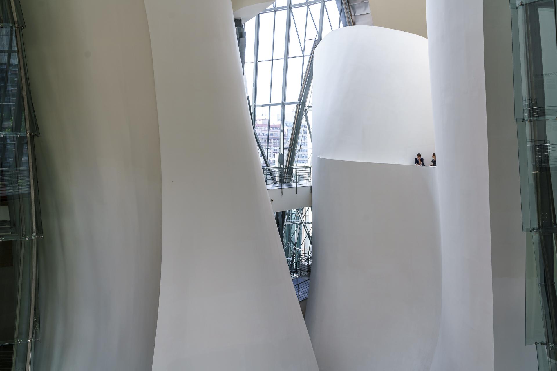 Guggenheim Architektur