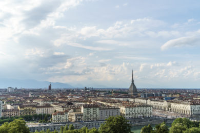 Monte dei Cappuccini Turin