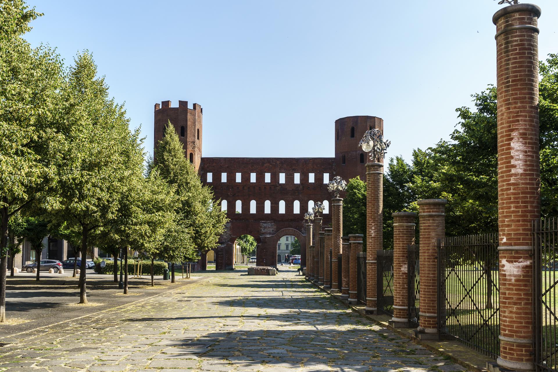 Porta Palantina Turin